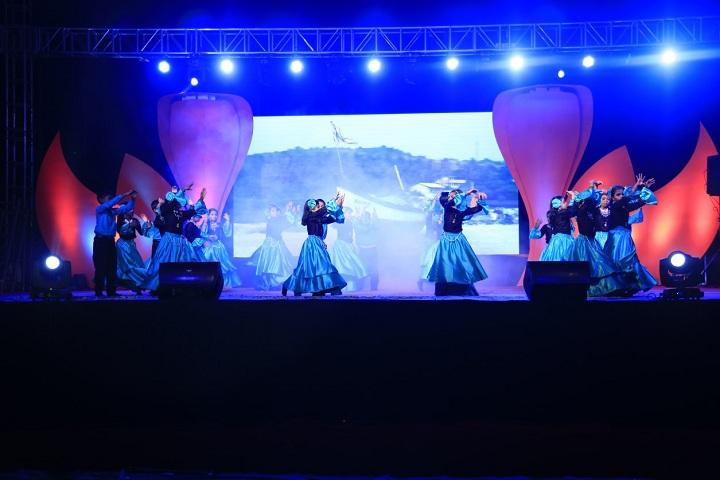 Adarsh Vidya Kendra-Dance
