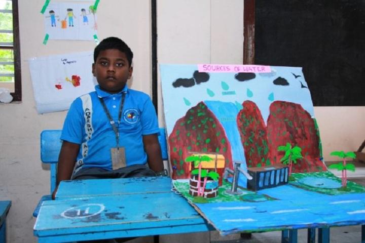 Adarsh Vidya Kendra-Exhibition