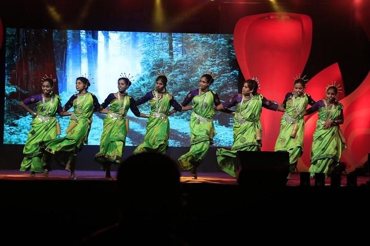 Adarsh Vidya Kendra-Farewell