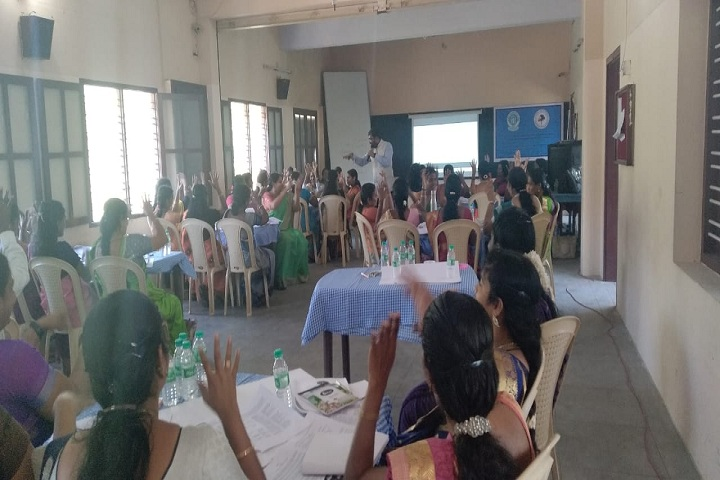 Adarsh Vidya Kendra-Seminar