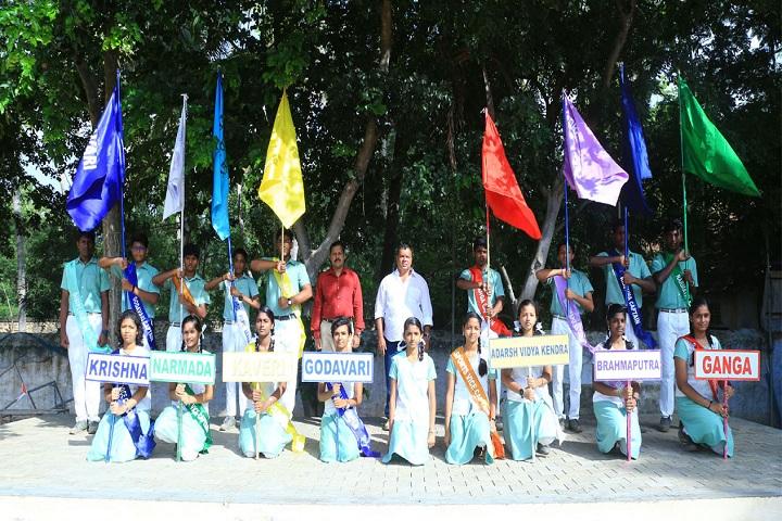 Adarsh Vidya Kendra-Sports Meet