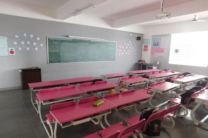Adharsh Vidhyalaya Public School-Classroom