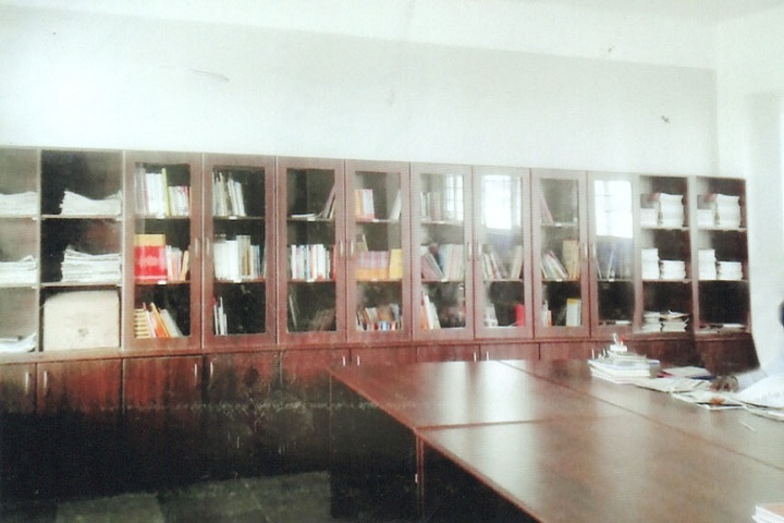 Adharsh Vidhyalaya Public School-Library