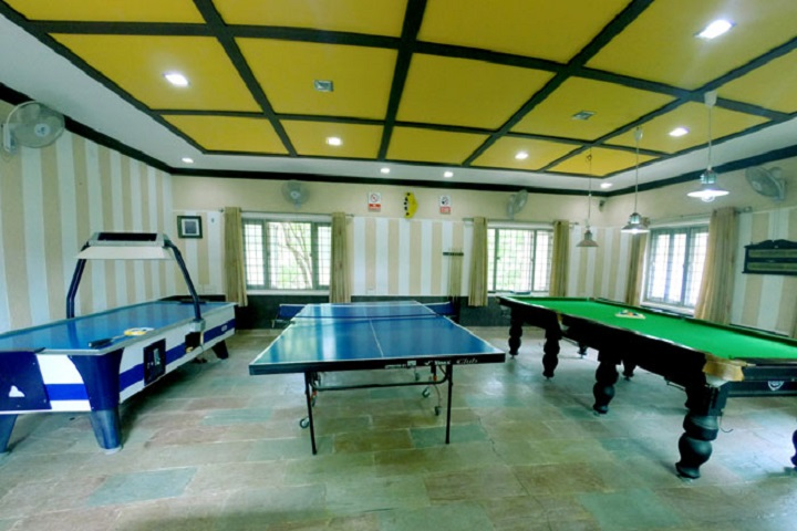 Adhiyaman Public School-Indoor Games