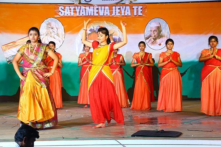 Adhyapana School-Dance