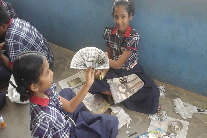 Adhyapana School-Art