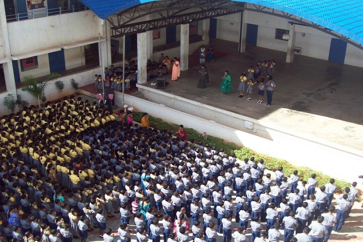 Adhyapana School-Assembly
