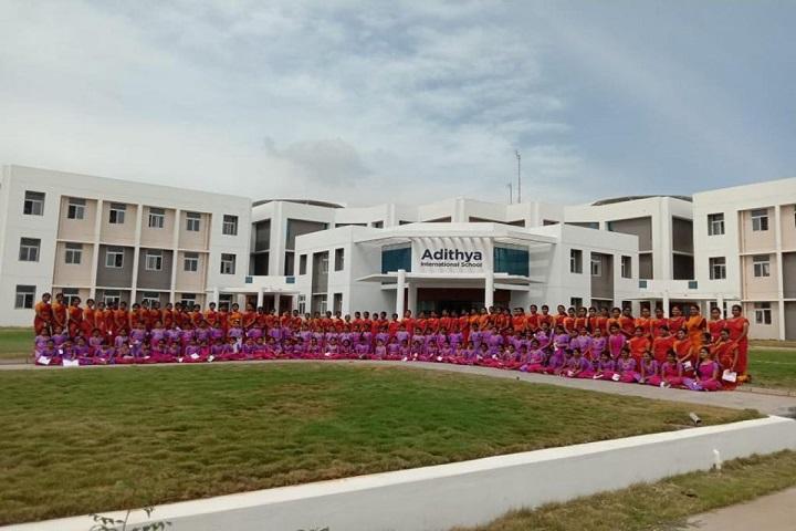 Adithya International School-Campus-View