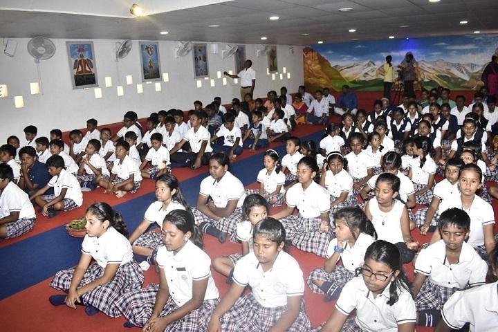 Adithya International School-Yoga