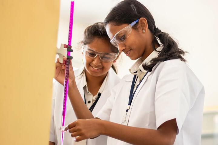 Adithya International School-Chemistry-Lab