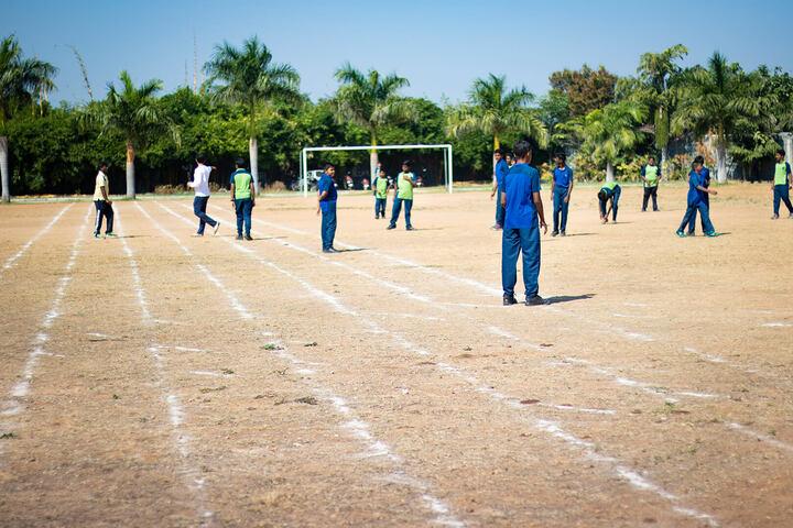 Adithya International School-Games