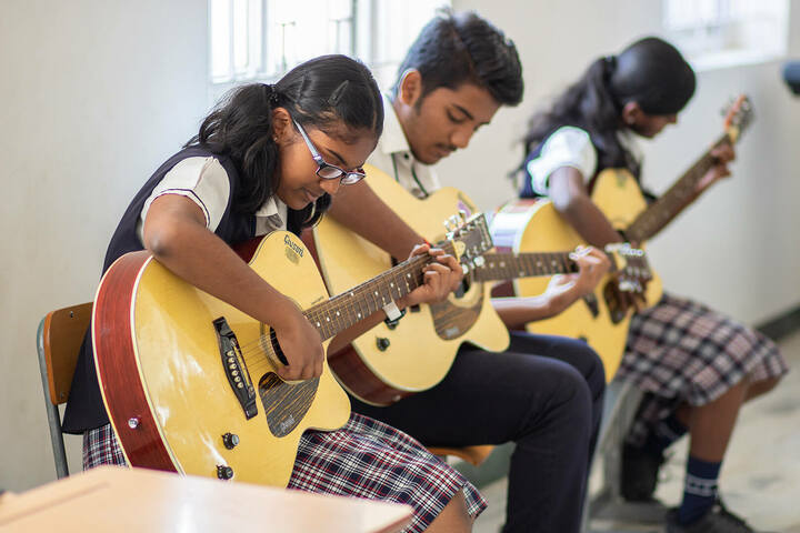 Adithya International School-Music