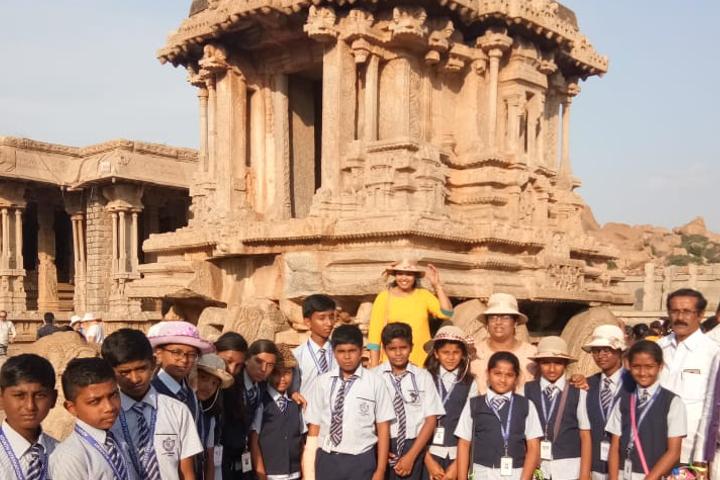 Advaith International Academy - Educational Tour