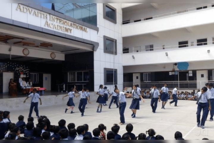 Advaith International Academy - Activity