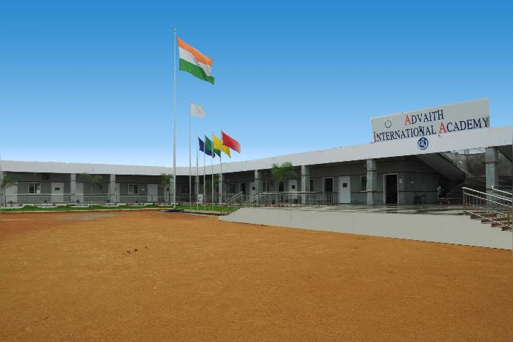 Advaith International Academy - Playground