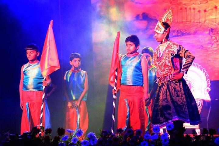 Agaram Public School-Annual day