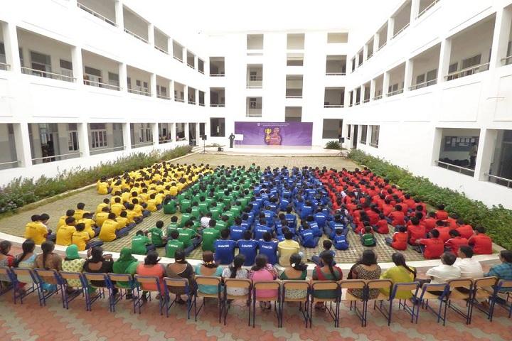 Agaram Public School-Campus view