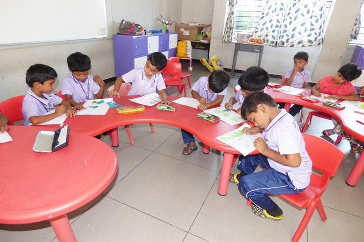 Agaram Public School-Drawing