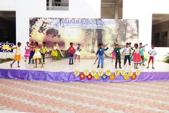 Agaram Public School-Events