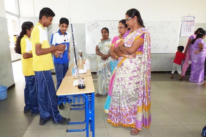 Agaram Public School-Exhibition