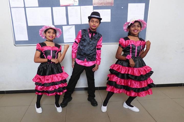 Agaram Public School-Fancy dress