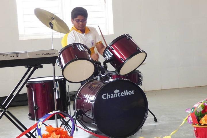 Agaram Public School-Music room
