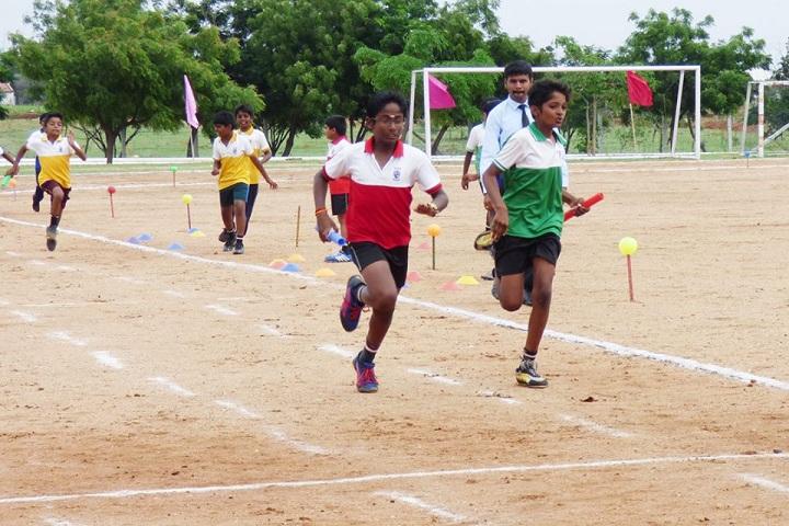 Agaram Public School-Running