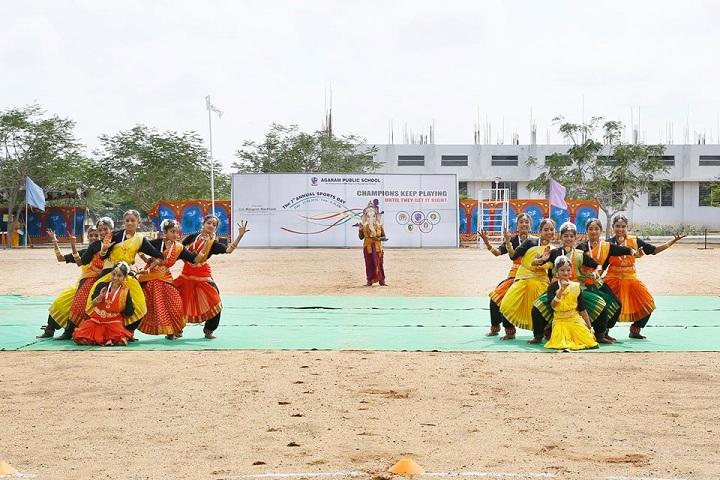 Agaram Public School-Sports day 1