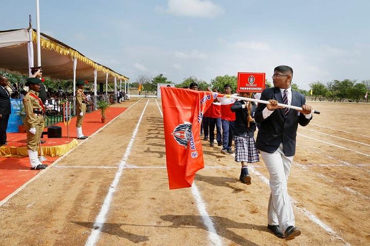 Agaram Public School-Sports day