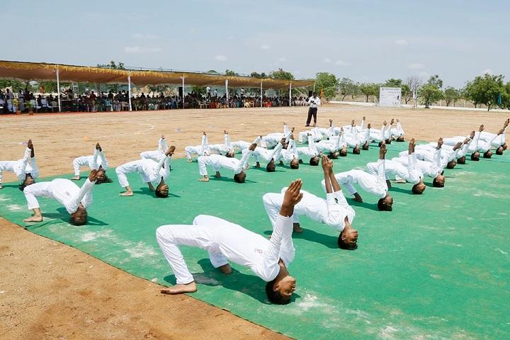 Agaram Public School-Yoga