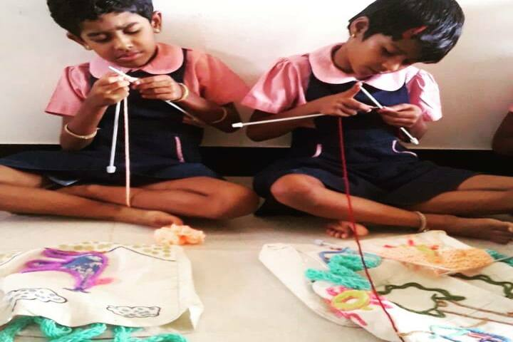 Agastya Academy-Activity