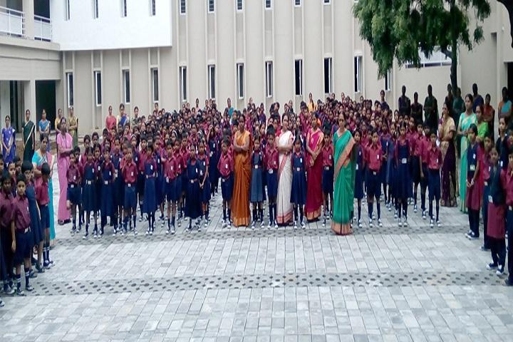 Agurchand Manmull Jain School-Assembly