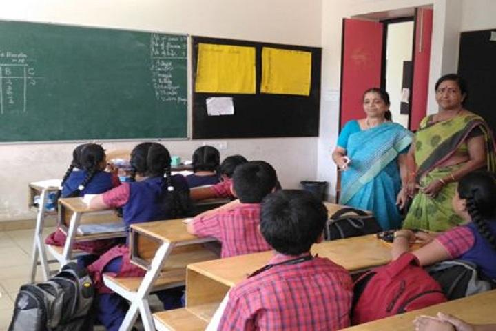 Agurchand Manmull Jain School-Classroom