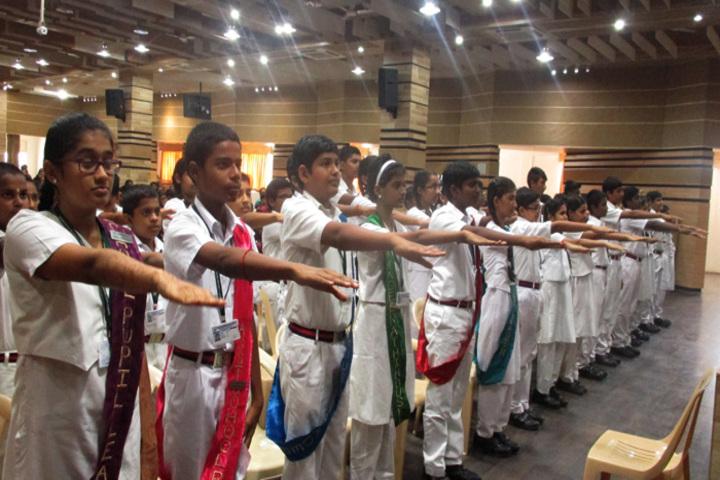 Agurchand Manmull Jain School-Election