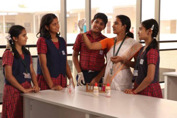 Agurchand Manmull Jain School-Laboratory