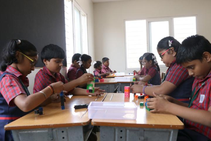 Agurchand Manmull Jain School-Maths Laboratory