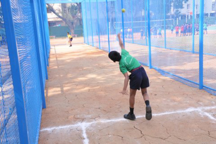 Agurchand Manmull Jain School-Sports