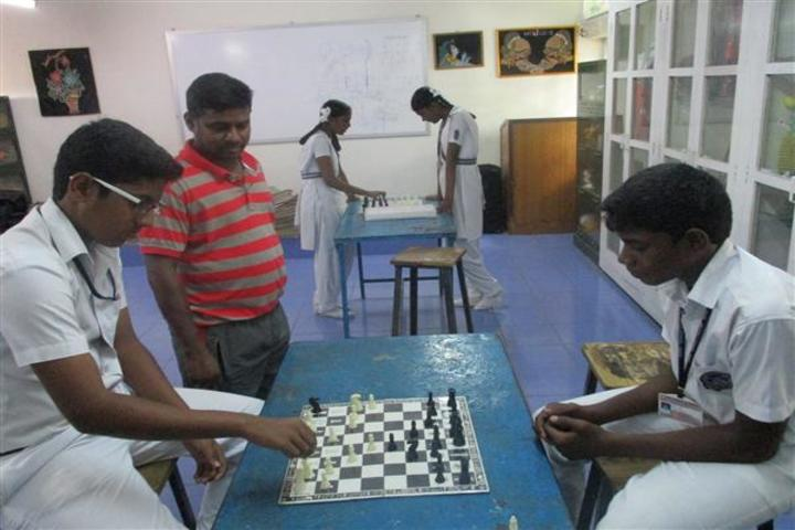 Air Force School-Chess