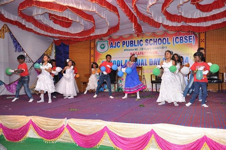 Ajc Public School-Annual Day