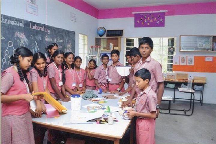 Akchara Bala Bhavan-Laboratory