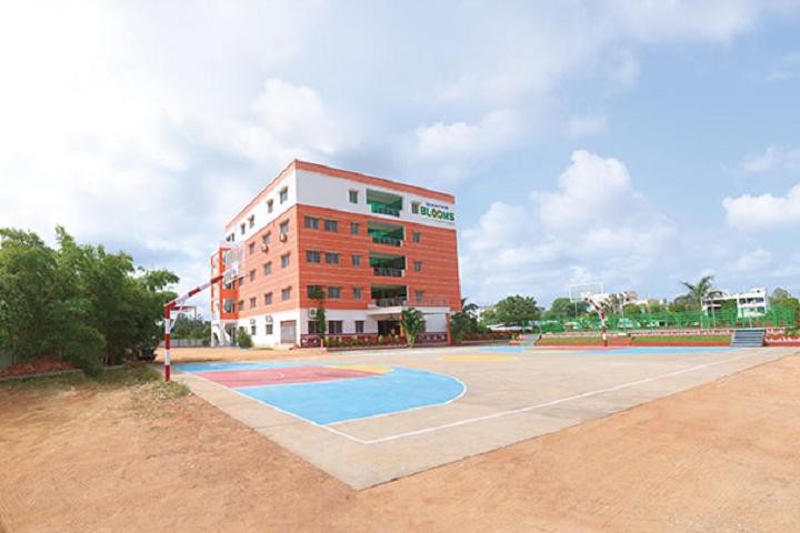 Bhashyam Blooms The Global School-School Building