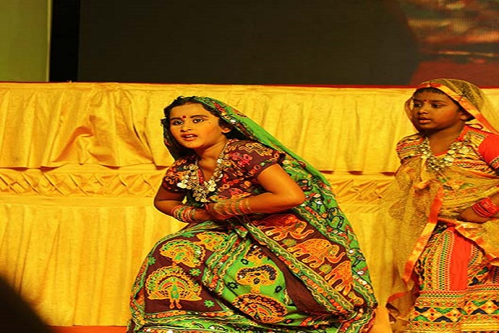 Bhashyam Blooms The Global School-Dance