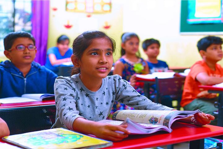 Bhashyam Blooms The Global School-Classroom