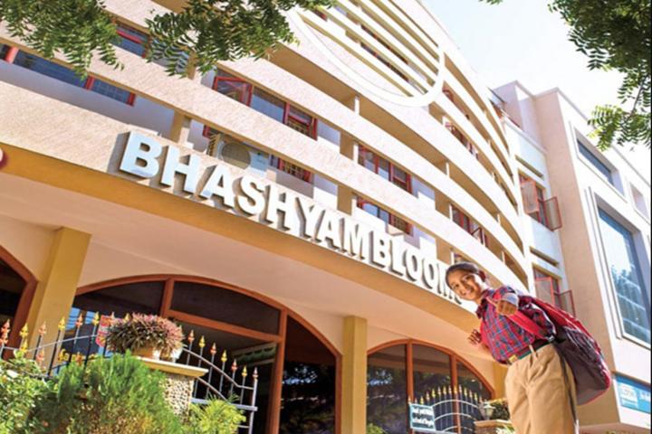 Bhashyam Blooms The Global School-School Entrance