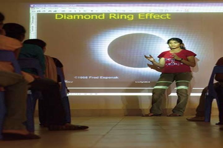 Bhashyam Blooms The Global School-Smart Class
