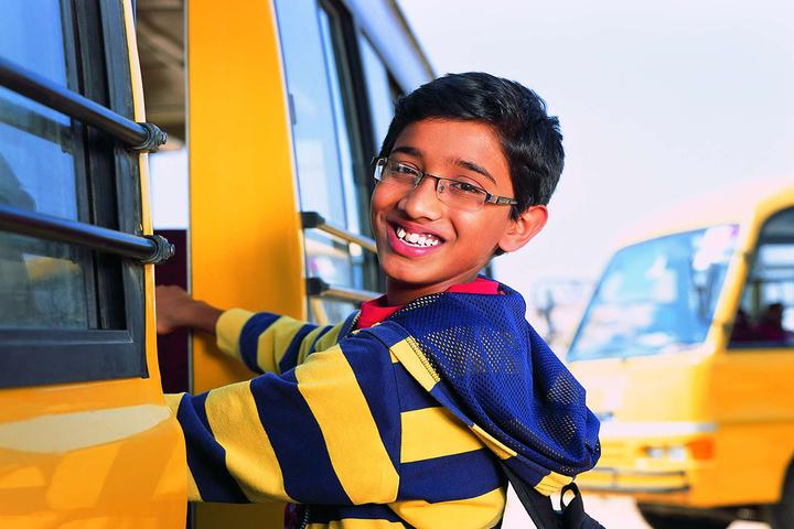 Bhashyam Blooms The Global School-Transport