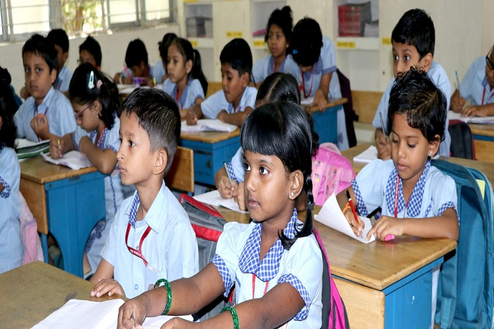 Akg Public School-Classroom
