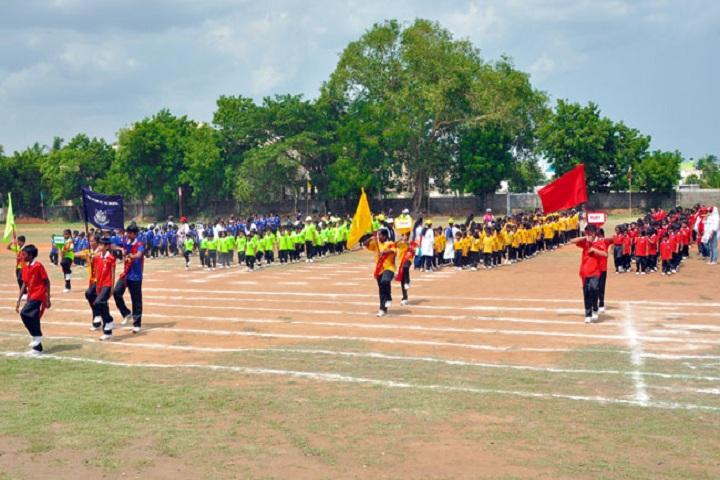 Akg Public School-Sports day