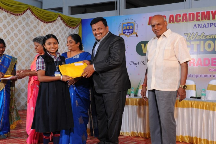 Akr Academy School-Achievement