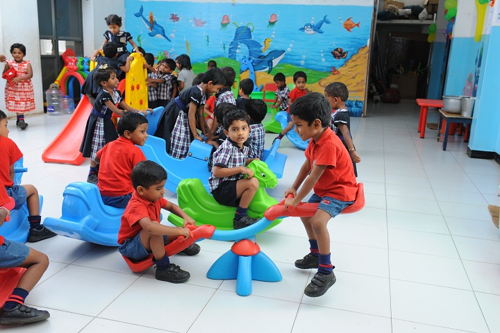 Akr Academy School-Play school